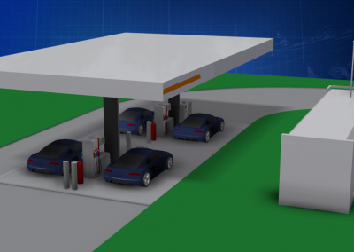 Fuel Station Council Proposal